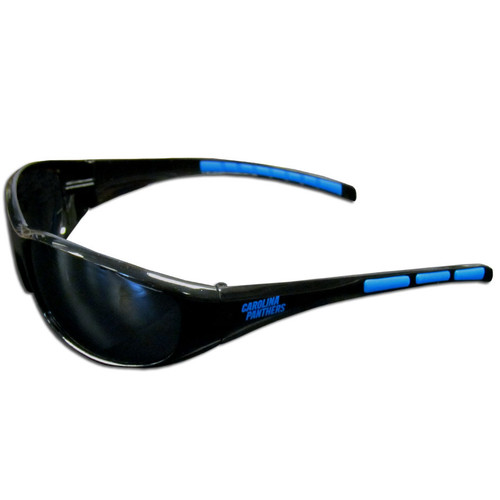 Carolina Panthers Sunglasses - Wrap