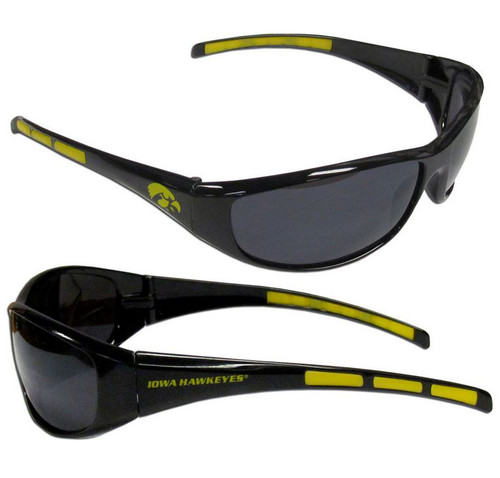 Iowa Hawkeyes Sunglasses - Wrap