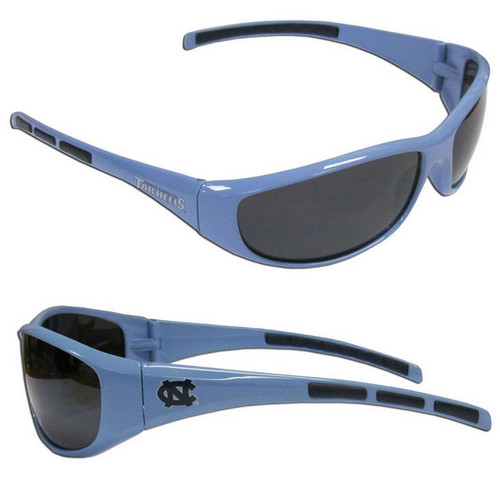 North Carolina Tar Heels Sunglasses - Wrap