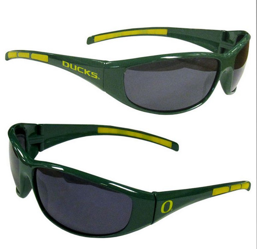 Oregon Ducks Sunglasses - Wrap