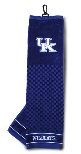 "Kentucky Wildcats 16""x22"" Embroidered Golf Towel"