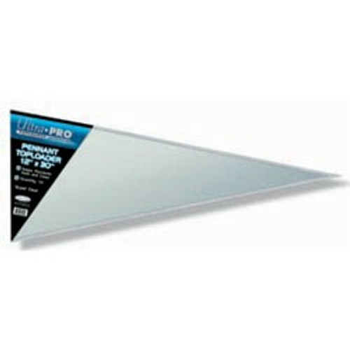 Top Loader - Pennant (10 per pack)