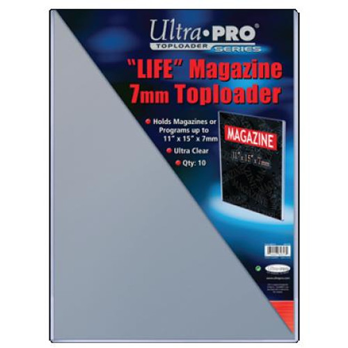 "Top Loader 11""x15"" Life Magazine (10 per pack)"