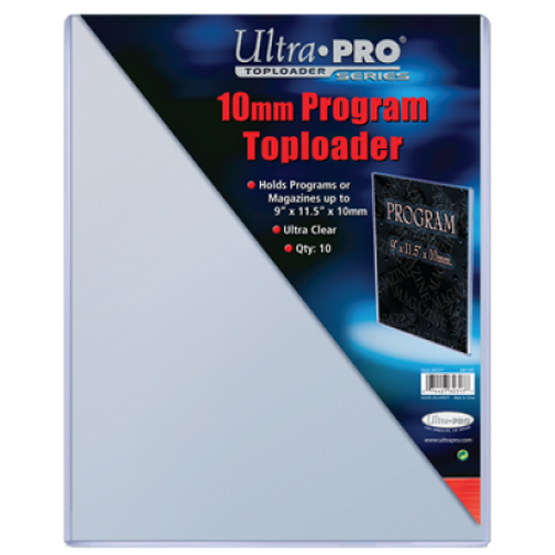 Top Loader Program 10MM Thick (10 per pack)