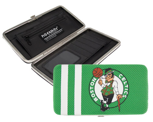 Boston Celtics Shell Mesh Wallet