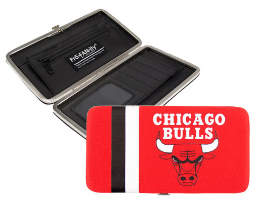 Chicago Bulls Shell Mesh Wallet