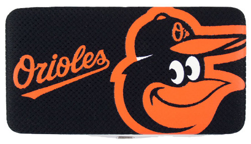 Baltimore Orioles Shell Mesh Wallet