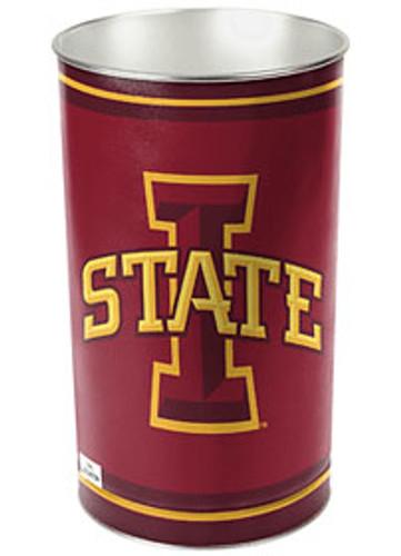Iowa State Cyclones Wastebasket 15 Inch