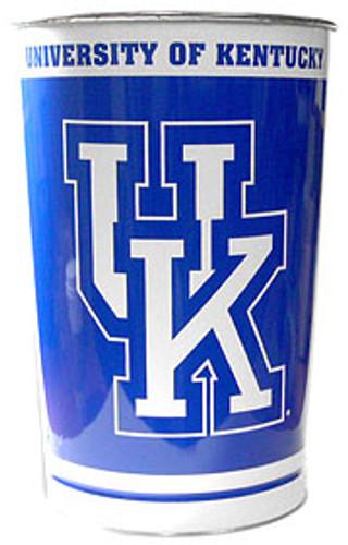 """Kentucky Wildcats 15"""" Waste Basket"""
