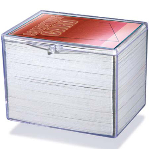 150-count Hinged Plastic Case (100 per case)
