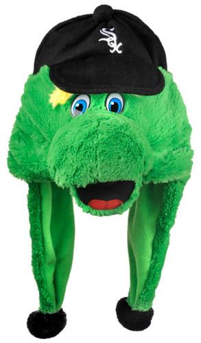 Chicago White Sox Mascot Themed Dangle Hat