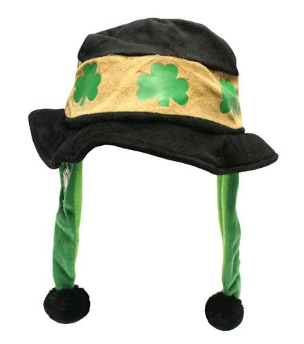 Boston Celtics Mascot Themed Dangle Hat