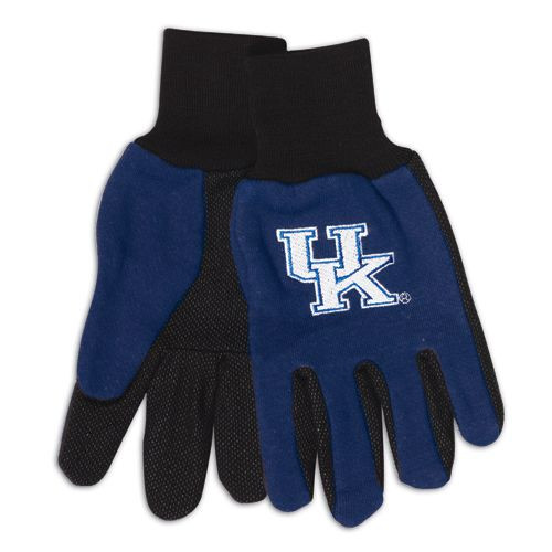 Kentucky Wildcats Two Tone Gloves - Adult