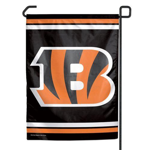 Cincinnati Bengals Flag Garden Style