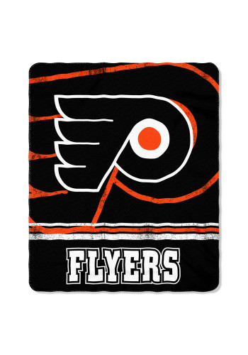 Philadelphia Flyers Blanket 50x60 Fleece