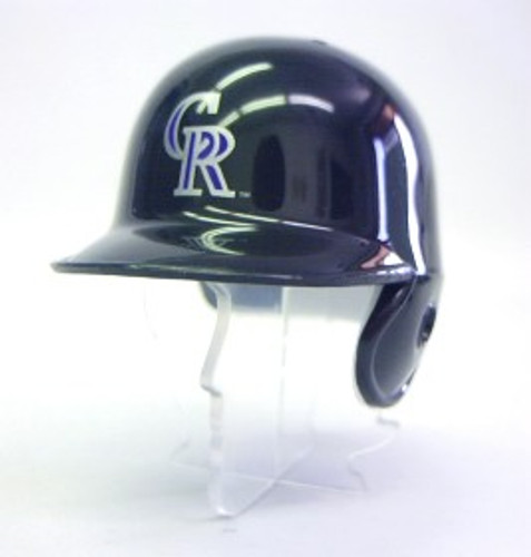 Colorado Rockies Helmet Riddell Pocket Pro