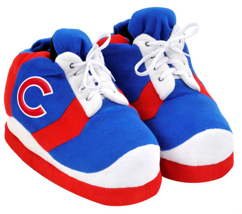 Chicago Cubs Slippers - Mens Sneaker