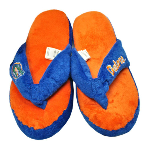 Florida Gators Slippers - Womens Thong Flip Flop (12 pc case)