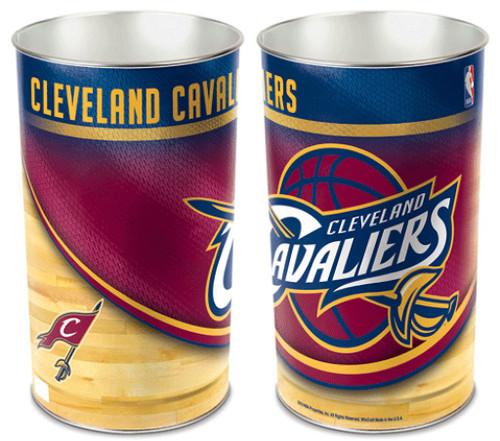 Cleveland Cavaliers Wastebasket 15 Inch