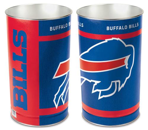 Buffalo Bills Wastebasket 15 Inch