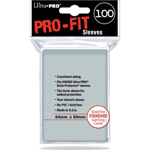 Deck Protector - Pro Fit - Clear (100 per pack)