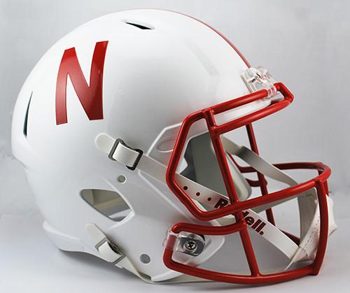 Nebraska Cornhuskers Deluxe Replica Speed Helmet