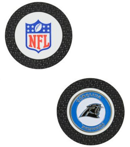 Carolina Panthers Golf Chip with Marker