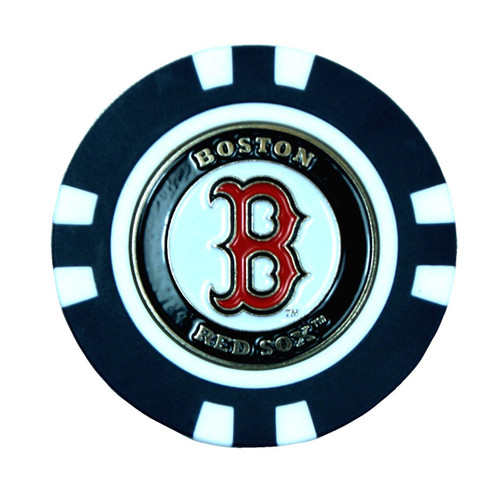 Boston Red Sox Golf Chip with Marker - Bulk