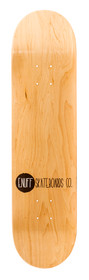 Enuff Logo Stain Decks -Natural-Rollback Skating