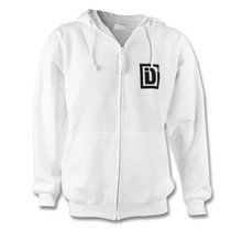 iD2 Classic hoody white front