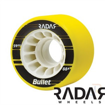 RADAR WHEELS BULLET YELLOW