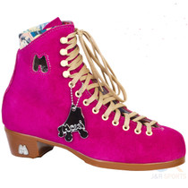 Moxi Fuchsia Boots