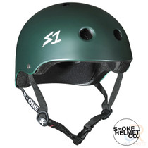 S1 Lifer Helmets - Green Matt