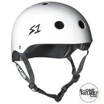 S1 Lifer Helmets - White Gloss