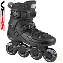 Seba '16 FR 1 80 In-Line Skates - Black
