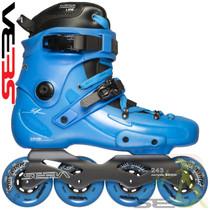 Seba '14 FR 1 80 In-Line Skates - Blue