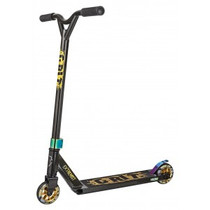 Grit Scooters Extremist complete scooter - Black / Gold Metallic