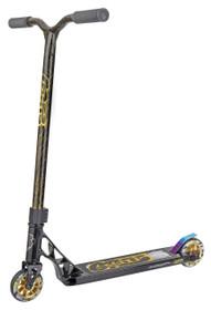 Grit Scooters Fluxx complete scooter - Black / Laser Gold