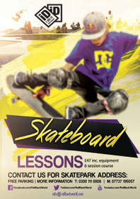 Learn How To Skateboard Lessons