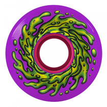 Santa Cruz Slime Ball Wheels -Purple