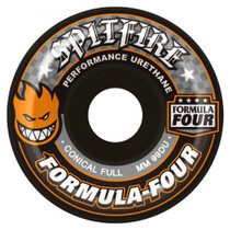 Spitfire Formula Four Wheels Conical Ful