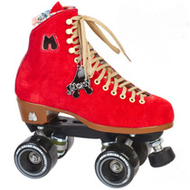 Moxi Lolly Poppy Red Quad Skates