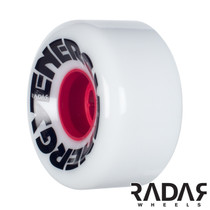 RADAR - ENERGY NEON SKATE WHEELS-WHITE