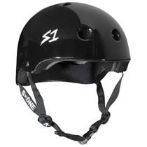 S1 MEGA Lifer Helmets - Black Gloss