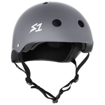 S1 MEGA Lifer Helmets-  Dark Grey Matt