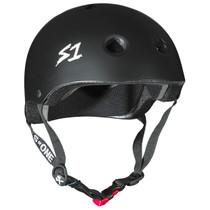 S1 MINI Lifer Helmets - Black Matt