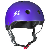 S1 MINI Lifer Helmets - Purple Matt