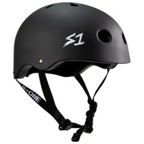 S1 Lifer LIT Helmets - Black Matt