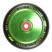 MFX CORRUPT 110mm WHEELS - GREEN