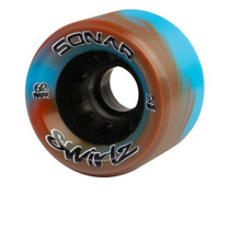 SONAR WHEELS-SWIRLZ - RED/BLUE